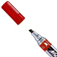 Stabilo Mark4 All Permanent Marker Red