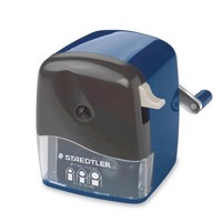 Staedtler  Mars Rotary Sharpener, Desk Clamp 501 180