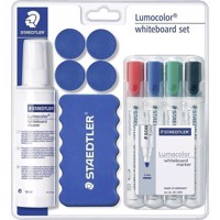 Staedtler  Whiteboardmarker Set Lumocolor