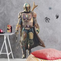 Star Wars Mandalorian Gigant Wallstickers