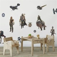 Star Wars Mandalorian  Wallstickers