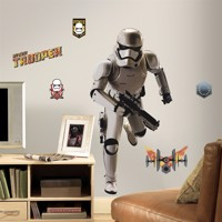 Star Wars Storm Trooper Gigant Wallsticker