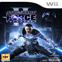 Star Wars The Force Unleashed II 2 - Wii