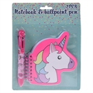 Stationery Set Unicorn, 2 pcs