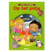 Sticker book On the potty