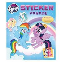 Sticker Parade My Little Pony