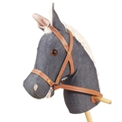Stick Horse with Sound  Denim