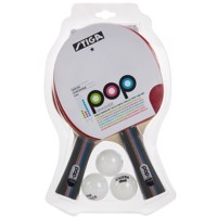 Stiga  Pop Smasher Table Tennis Set