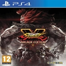 Street Fighter V 5  Arcade Edition - PS4