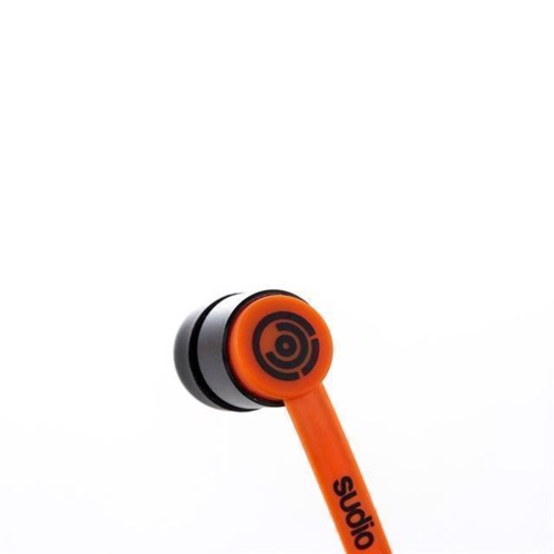 Sudio - KLANG in-ear headset Orange