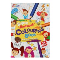 Super coloringbook