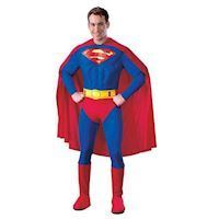 Superman Dress up Deluxe M