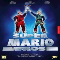 Super Mario Bros DVD