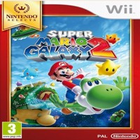 Super Mario Galaxy 2 Selects - Wii