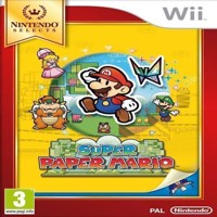 Super Paper Mario Select - Wii