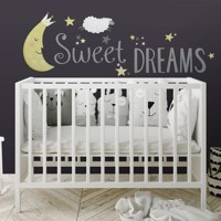 Sweet Dreams Wallstickers
