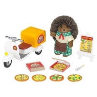 Sylvanian Families - Pizza Delivery Set
