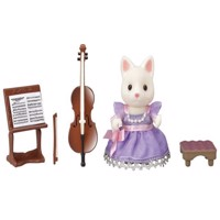 Sylvanian Families - Town Girl - Cello Concert Set