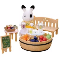 Sylvanian Families  Juice Bar  Figure