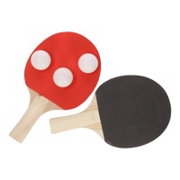 Table tennis set 3 Stars, 5dlg