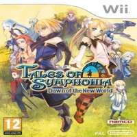 Tales of Symphonia Dawn of the New World - Wii