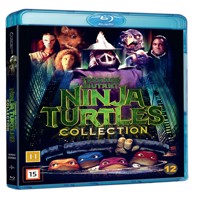 Teenage Mutant Ninja Turtles Box, Blu-ray