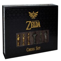 The Legend Of Zelda Collectors Edition Chess Game English