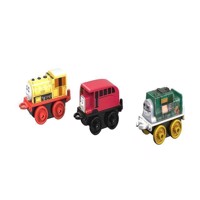 Thomas & Friends - Minis 3 Pack - Bill, Bertie, Steel Samson