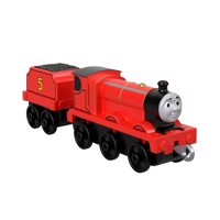 Thomas and friends trackmaster great train james