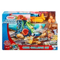 Thomas and friends trackmaster big collapse playset