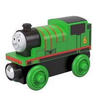 Thomas  Friends  Small Wooden Engines  Percy (GGG30)