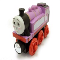 Thomas  Friends  Small Wooden Engines  Rosie (GGG34)