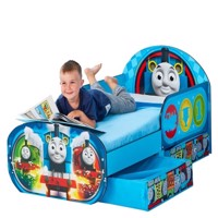 Thomas the train bed w storage 140Cm
