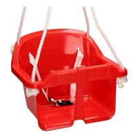 Toddler Swing - Red