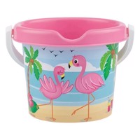 Toddler bucket Flamingo