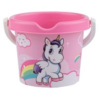 Toddler bucket Unicorn