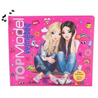 Top Model - Friendship Book with Sound and Light - Pink  )