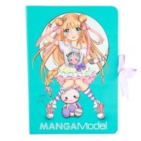 Top Model - Manga Model - Notes To Go