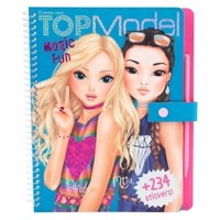 TOPModel - Magic Fun - Paintbook