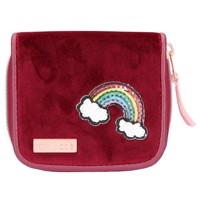 TOPModel - Wallet Velvet - Red (10231)