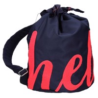 Topmodel Backpack Hello Navy