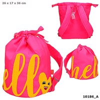 Topmodel Backpack Hello Pink