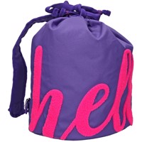 Top Model Backpack Hello Purple