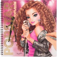 Top model designbook popstar