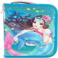 TOP Model  Fantasy  Deluxe Pencil Case  Dolphin