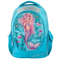 Top Model - Fantasy Model - School Backpack - Mermaid