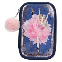 Top Model  Fantasy Pencil Case Ballet  Navy 0410302