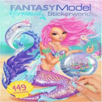 Topmodel Fantasy Stickerworld Mermaid