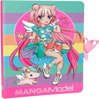 Top Model  Manga Model Notes To Go  Rainbow
