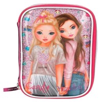 Top Model  Pencil Case  Pink 048997